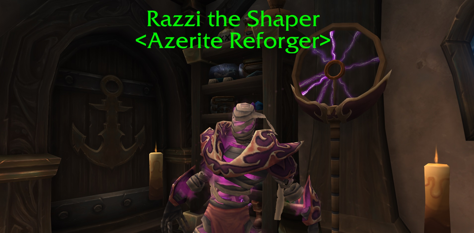 WoW Reforge Ethereal