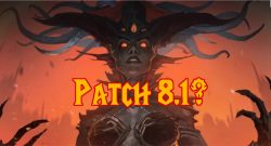 WoW azshara Patch 81 title