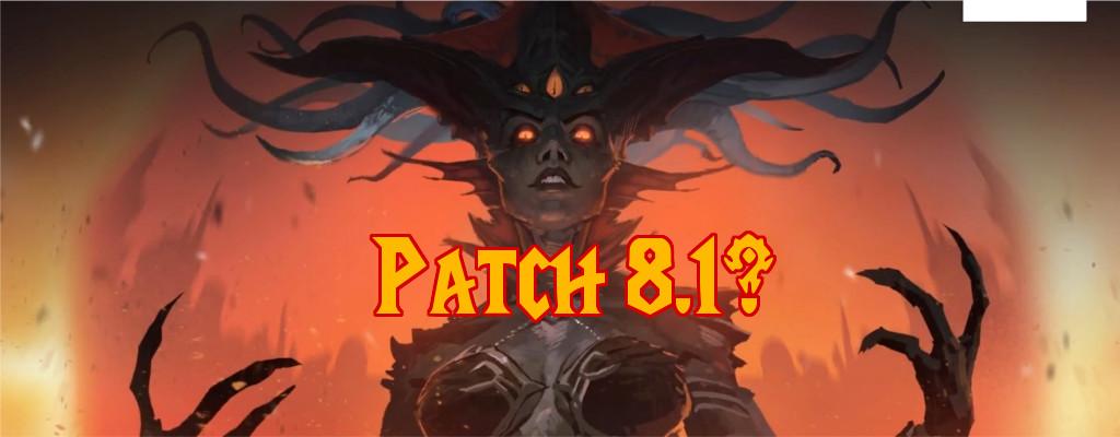 Patch 8.1 von World of Warcraft ist näher als ihr alle denkt