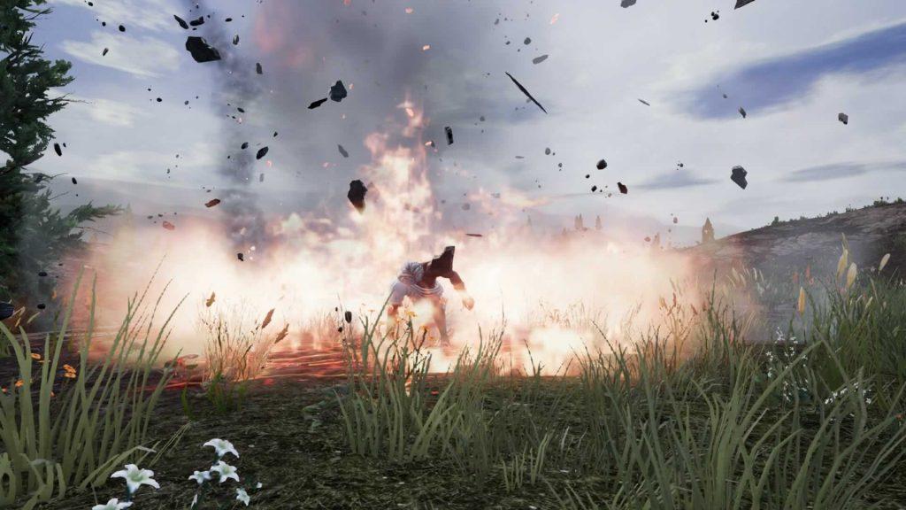 Zeus battlegrounds heroic landing