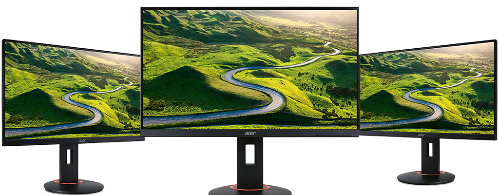 Acer XF270HA 27 Zoll Monitor mit 240 Hz – Angebote bei Amazon