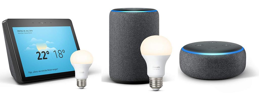 Die neuen Amazon Echo-Geräte können jetzt vorbestellt werden