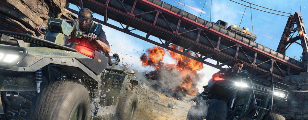 Call of Duty Black Ops 4: Fahrzeuge in Blackout bekannt, doch Fans wollen was anderes
