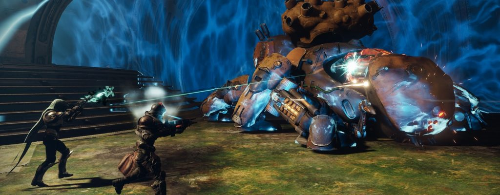 Destiny 2: Säuberungsritual – Alle Infos zu den Rittern und dem Strike