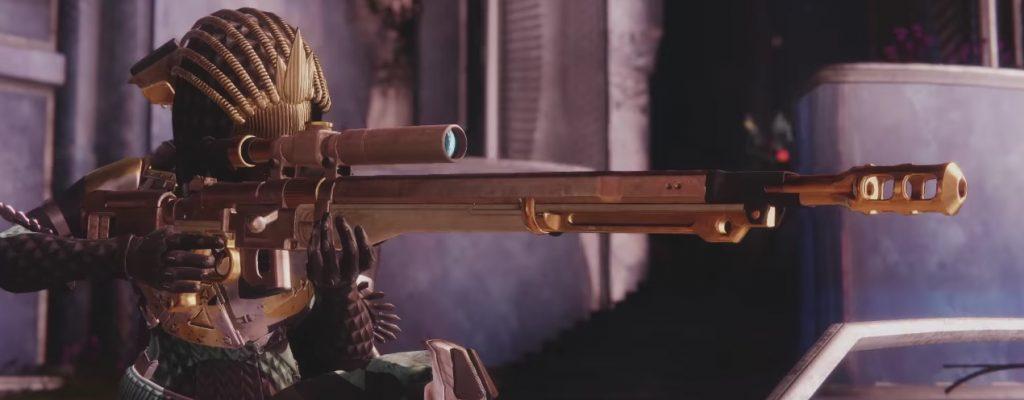 Destiny 2: Viele Waffen werden bald stärker, doch für zwei gibt's einen Nerf