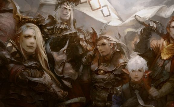final fantasy xiv patch 4.4. header