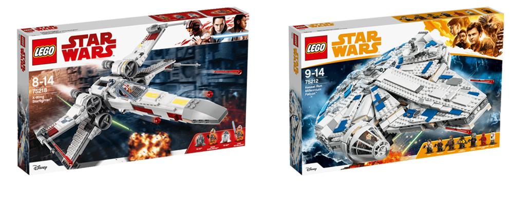 Lego 3 für 2 bei Saturn: Star Wars, Technic und mehr