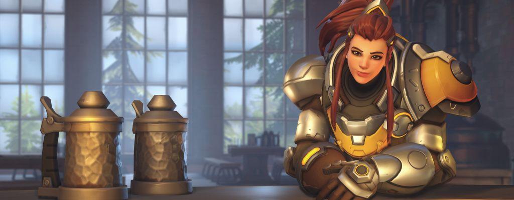 Ein neuer Trick macht Brigitte in Overwatch noch stärker