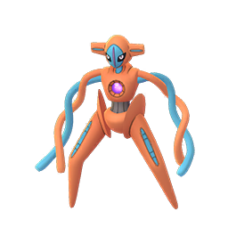 Pokémon GO Deoxys Normal