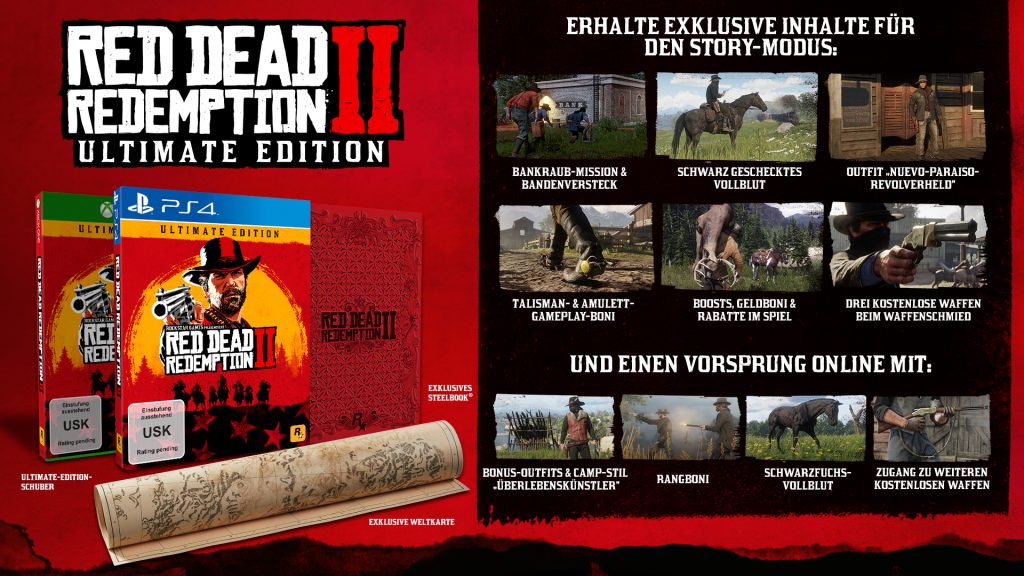 Red Dead Redemption 2 Ultimate-Edition