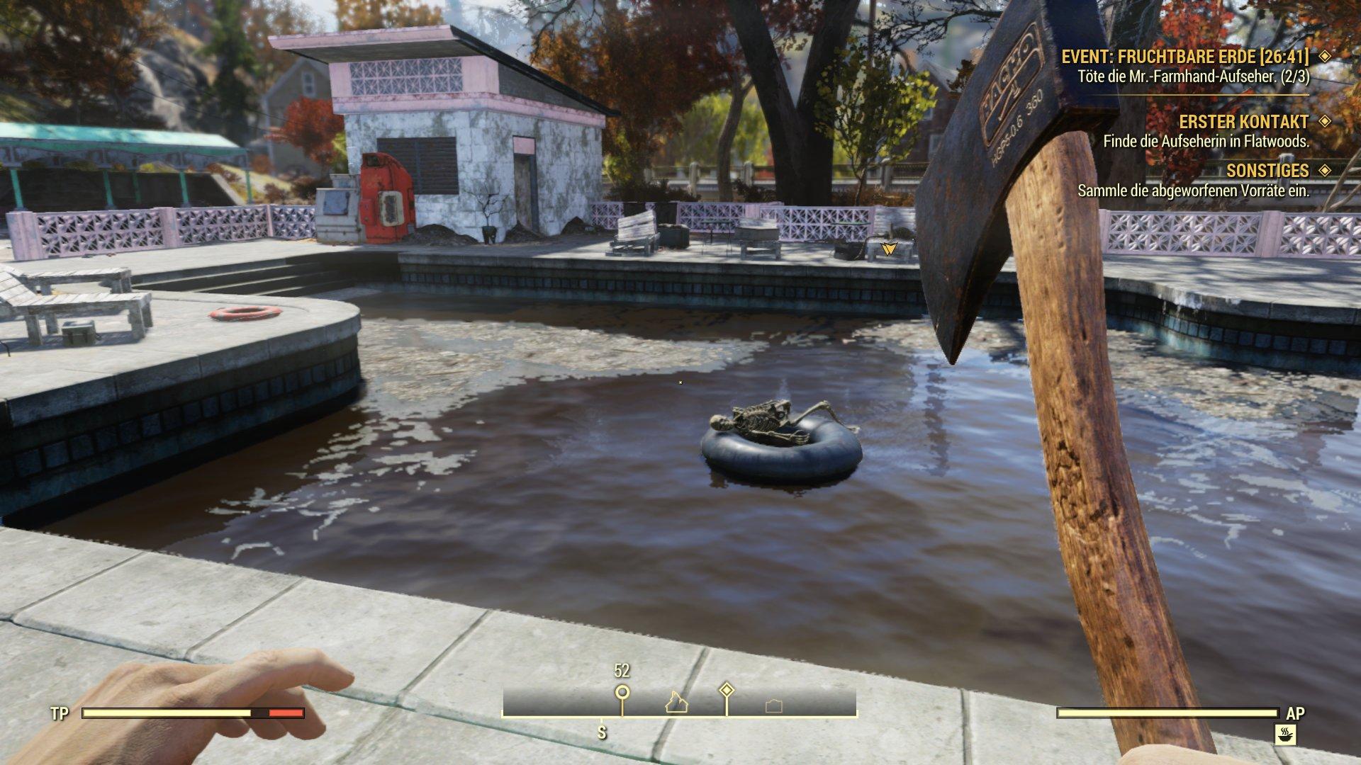 fallout 76 pool