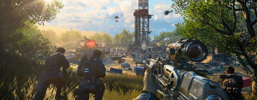 Black Ops 4: Update ändert Spielerzahlen in Blackout
