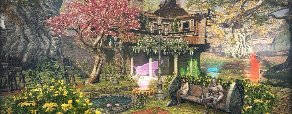 MMORPG AiR plant wohl Housing, aber Ihr müsst schnell sein