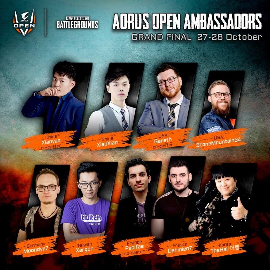 AORUS Open