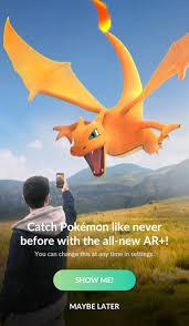 AR+ Pokemon GO 2