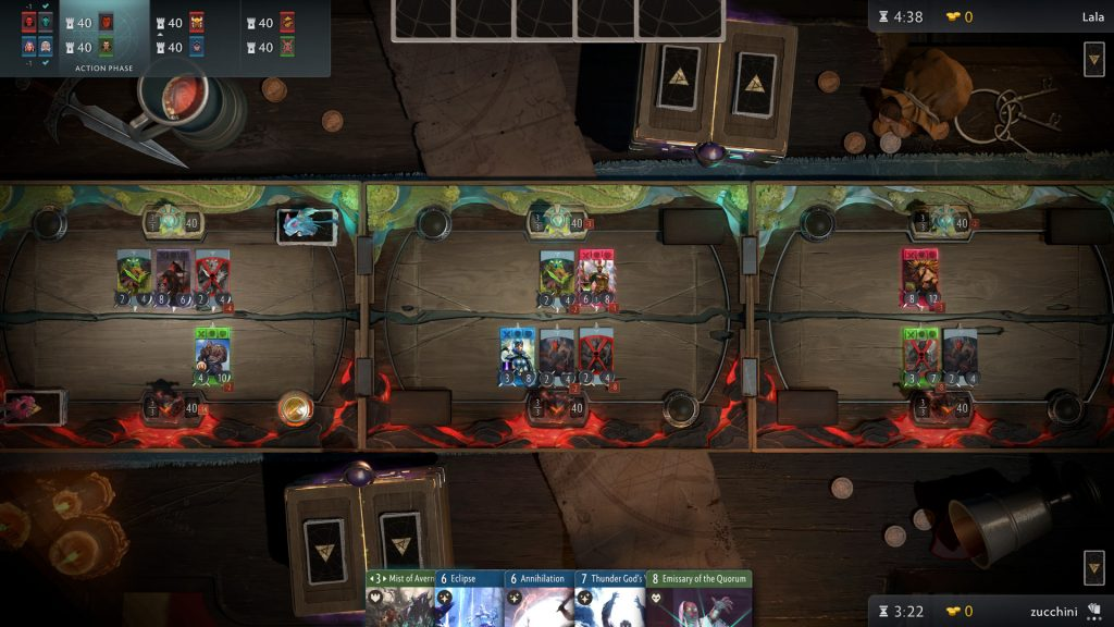 Artifact Match 3 Lanes