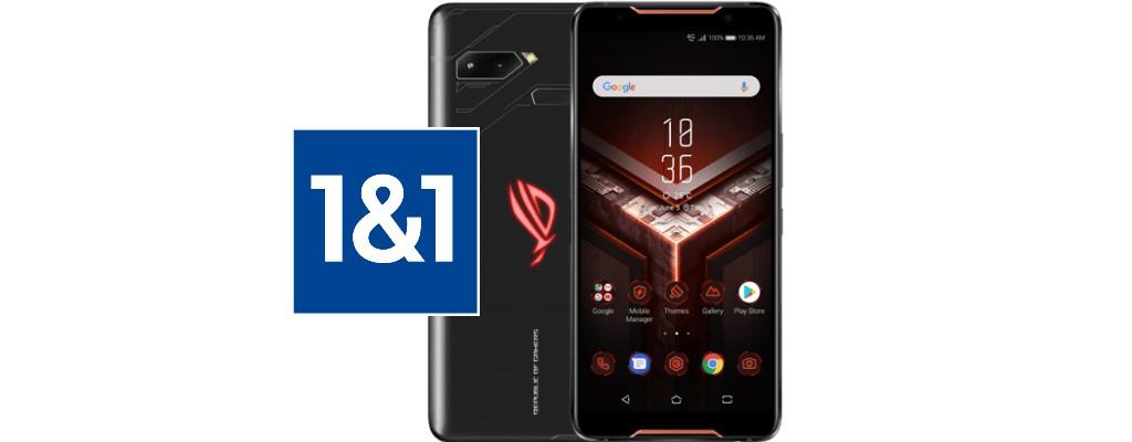 ASUS ROG Phone: Gaming-Smartphone exklusiv bei 1&1 bestellbar