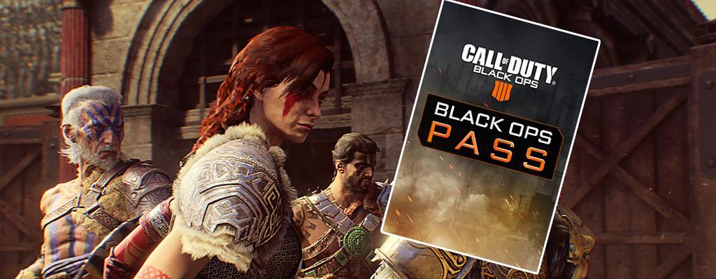 Black Ops 4 Season Pass