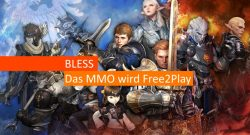 Bless Free2Play MMORPG