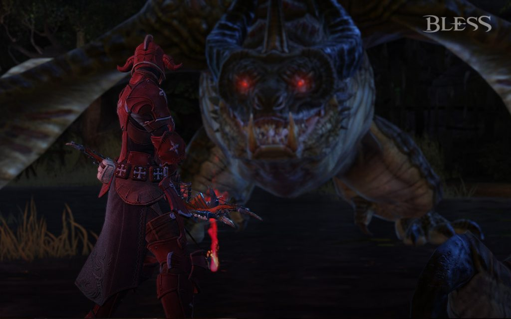 Bless Monster Hunt