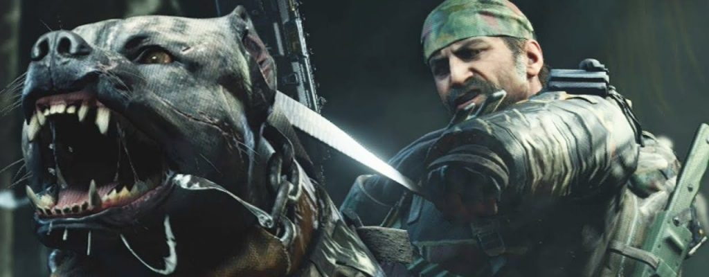 Call of Duty: Black Ops 4 hat ein gewaltiges Hunde-Problem