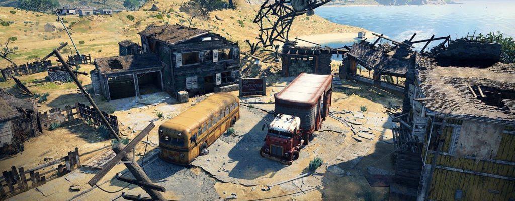 Black Ops 4: Seht die Blackout-Map, dort werdet Ihr Stunden verbringen
