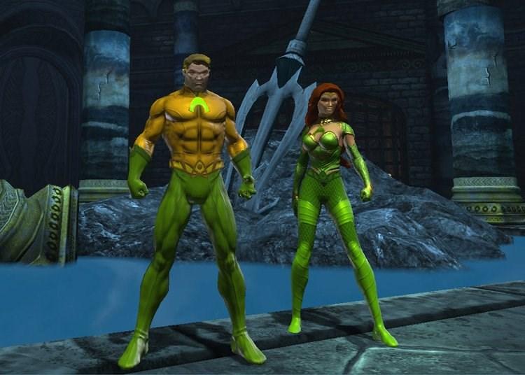 DC Universe Online Aquaman