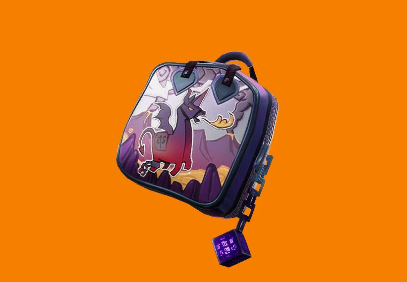 Fortnite Dark Back Bling