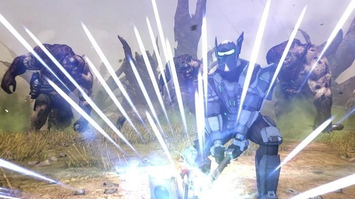 Defiance 2050 Crusader Pack