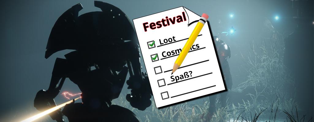 Destiny 2 Umfrage: Was haltet Ihr vom Festival der Verlorenen?