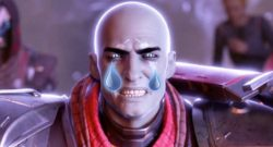 Destiny 2 Zavala not amused