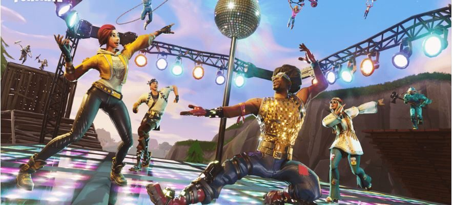 Fortnite: Patch-Notes 6.02 auf Deutsch bringen Disko-Fieber