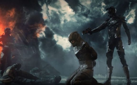 EVE Project Nova Trailer ExekutionTitel