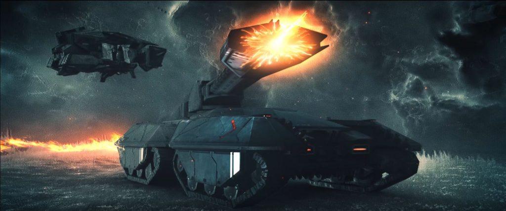 EVE Project Nova Trailer Panzer