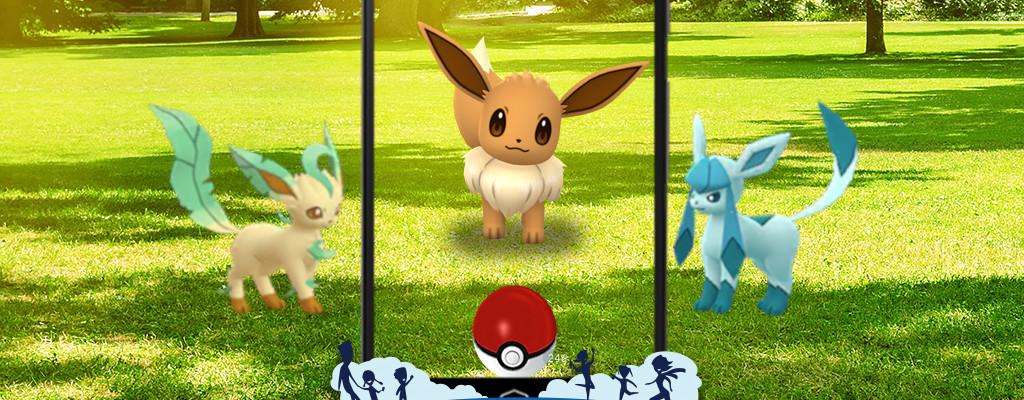 Update 0.143.0 in Pokémon GO könnte endlich die neuen Evoli-Entwicklungen bringen