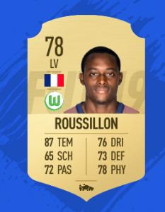 FIFA 19 Bundesliga Roussillon