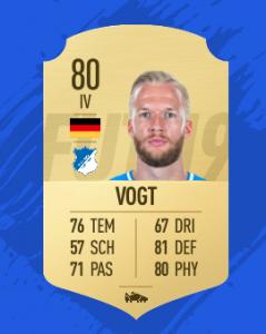 FIFA 19 Bundesliga Vogt