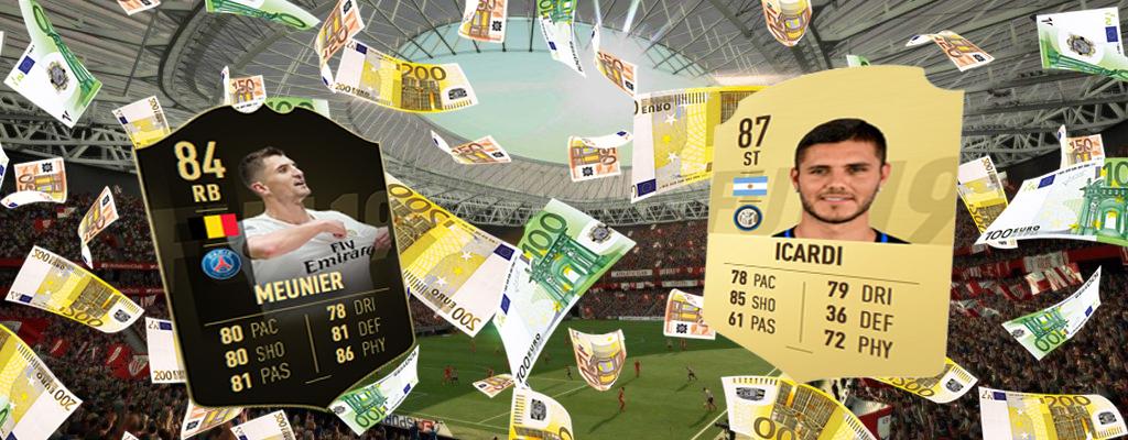 So nutzt ihr die FIFA 19 TOTW-Predictions, um viele Coins zu kriegen