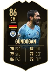 FIFA 19 Gündogan IF