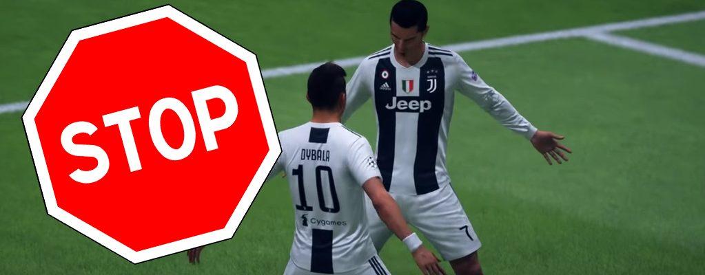 Spieler rufen dazu auf, den Jubel in FIFA 19 zu skippen – So geht's