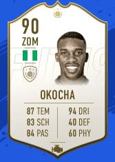 FIFA 19 Prime Icon Okocha