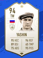 FIFA 19 Prime Icon Yashin