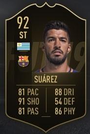 FIFA 19 Suarez TOTW