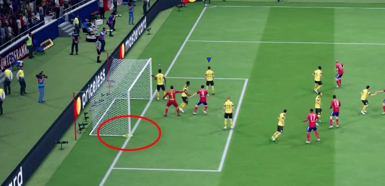 FIFA 19 direkte Ecke – immer auf den langen Pfosten zielen