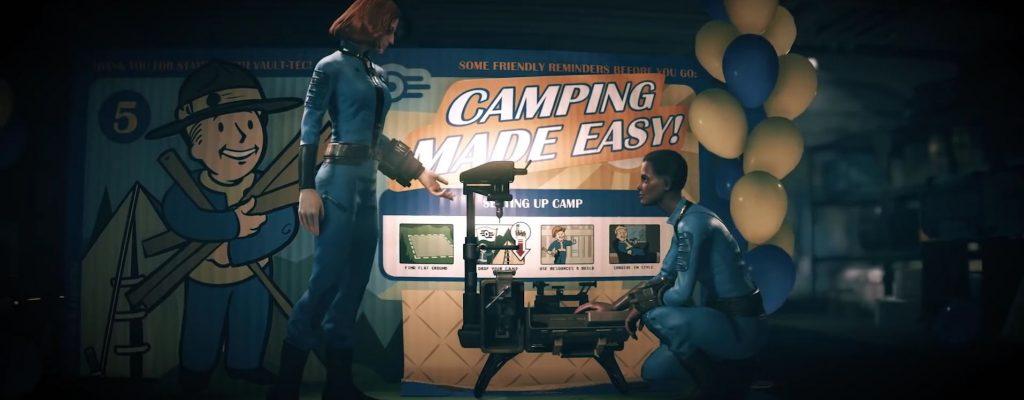 Spieler fordern größeres Lager in Fallout 76, es gibt einfach zu viel Zeug