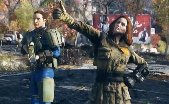 Fallout 76 User Review