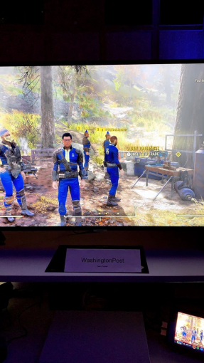 Fallout76-Gruppen