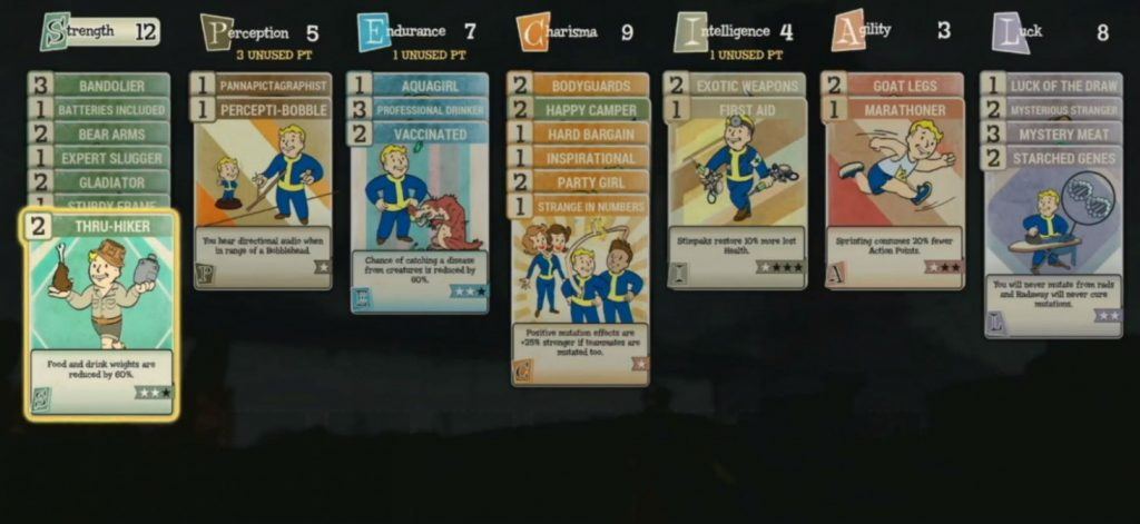 Fallout76perks