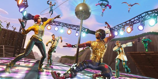 Fortnite-Disco-Dominanz