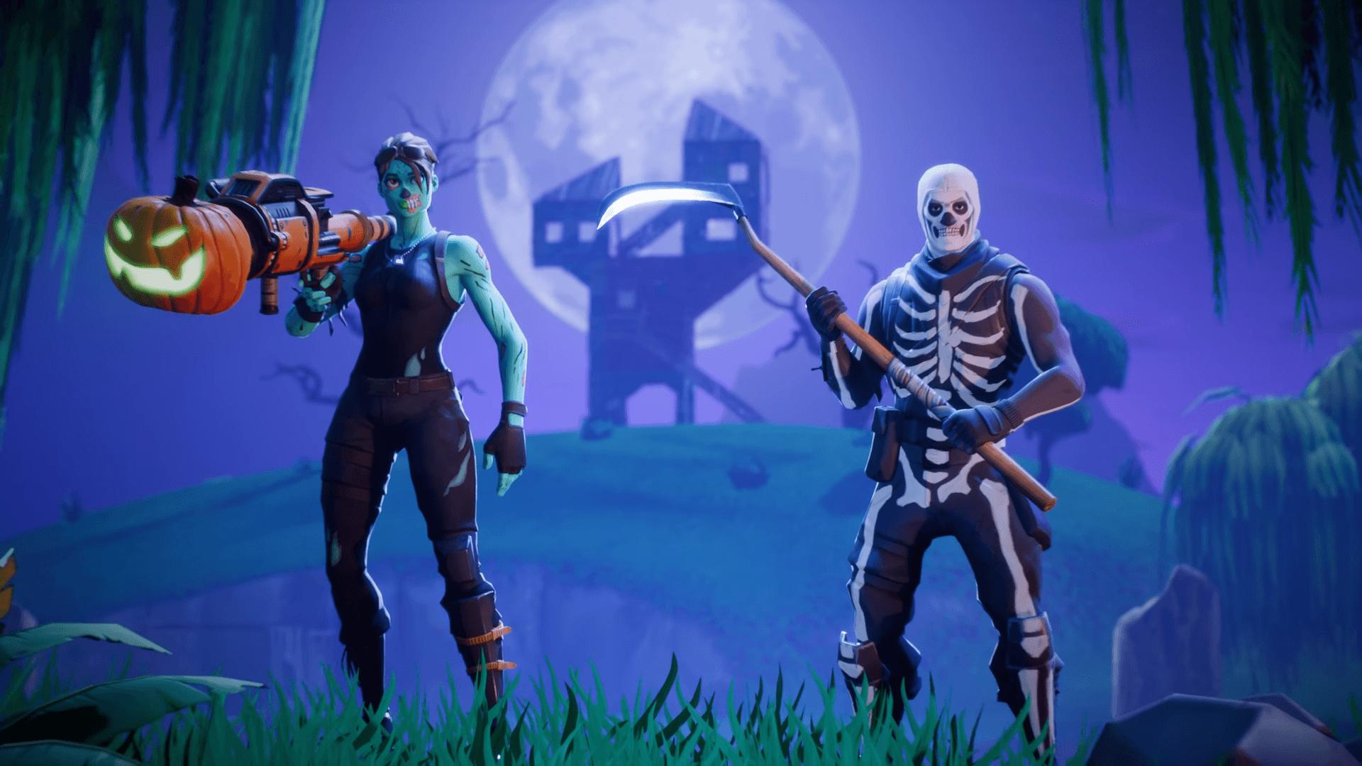 Fortnite-Halloween